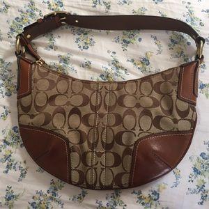 {COACH} Mini Hobo Bag